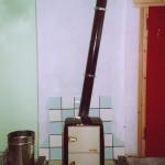 Neues Ambiente für alten Ofen
