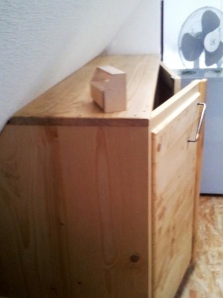 kommode unter dachschr ge made by schittel. Black Bedroom Furniture Sets. Home Design Ideas